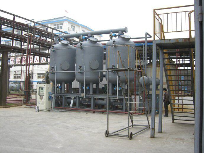 有机废气活性炭吸附蒸汽回收装置